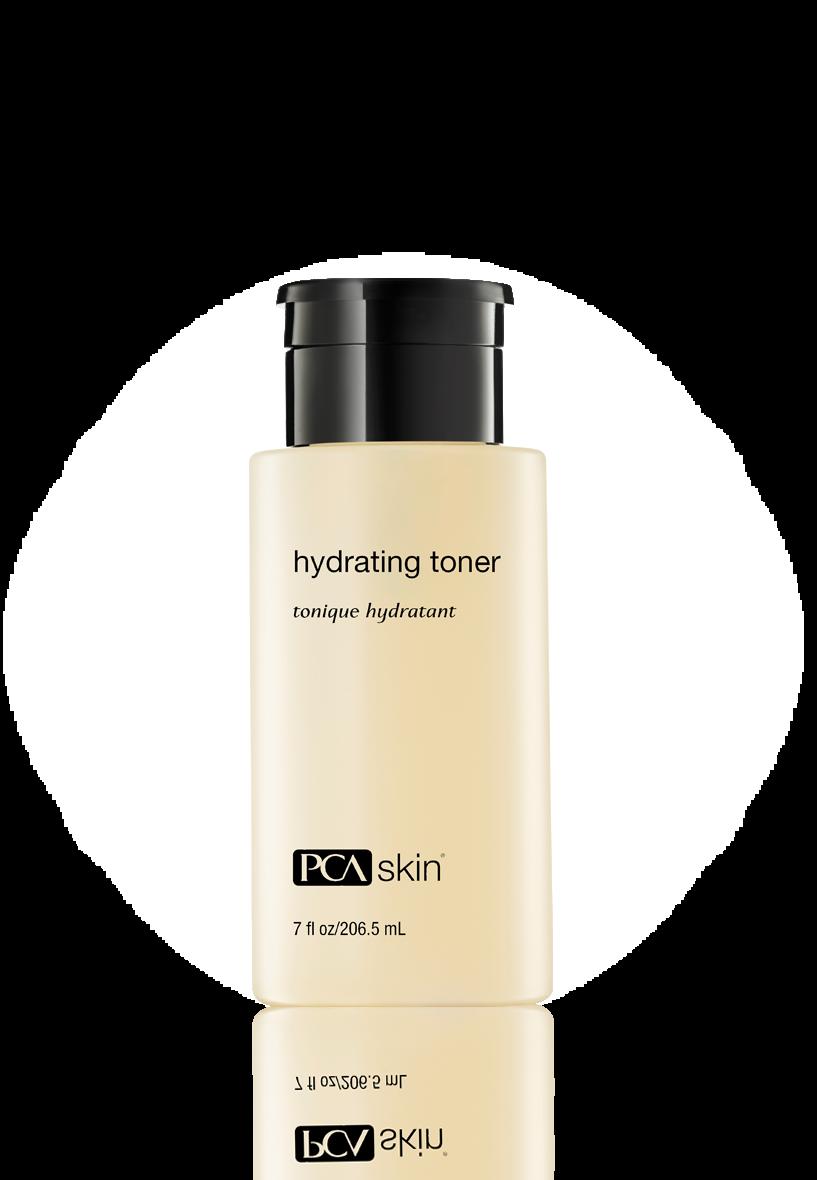 PCA Skin Hydrating Toner 7oz.