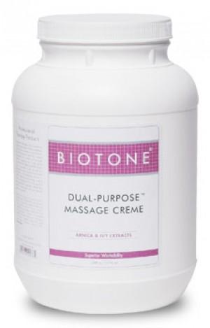 Biotone Dual-Purpose Massage Cream 1 Gallon