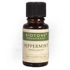 Biotone Peppermint 1/2 oz. Essential Oil