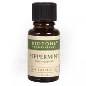 Biotone Peppermint 1/2 oz. Essential Oil