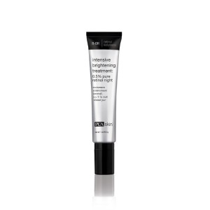 PCA Intensive Brightening Treatment: 0.5% pure retinol night 1 oz.