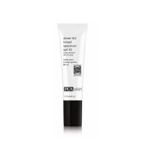 PCA Sheer Tint Broad Spectrum SPF45